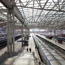 韓国 ソウル首都圏の交通事情 1 - 韓国高速鉄道KTX@ソウル駅