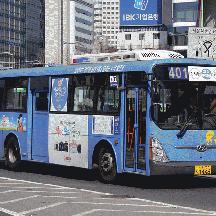 韓国 ソウル首都圏の交通事情 6 - バスあれこれ@ソウル駅前