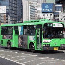 韓国 ソウル首都圏の交通事情 4 - ソウル市内のバス事情