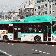 韓国 ソウル首都圏の交通事情 7 - バスあれこれ@水原駅前