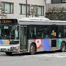 旭川のバス 2014年冬 1 - 旭川電気軌道あれこれ