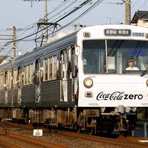 静岡鉄道 2008年夏 - 増殖するラッピング車
