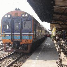 タイ国鉄の旅 2 - 特急