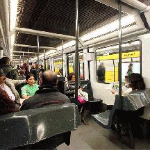 スペイン バルセロナ交通散歩 3 - 地下鉄に乗るっ その2