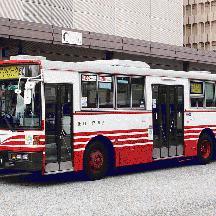 広島バス2012年秋 2 - 富士重工7Eの車両あれこれ