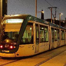 スペイン バルセロナ交通散歩 4 - 路面電車に乗るっ