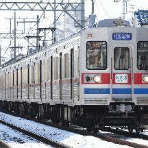 京急車の快速代走 3 - 3600形の羽田空港行