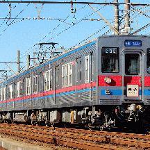 京成3500形3592編成・3596編成 営業運転終了