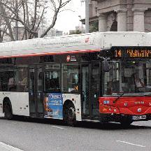 スペイン バルセロナ交通散歩 6 - 路線バスあれこれ