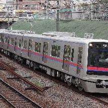 京成3000形3031・3032編成 登場