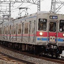 京成3500形3576編成 営業運転終了