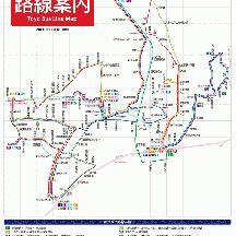 東洋バス路線一覧 2008年12月1日現在 +路線図