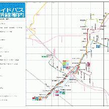 千葉シーサイドバス 路線一覧100501 +路線図