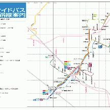 千葉シーサイドバス 路線一覧110501 +路線図