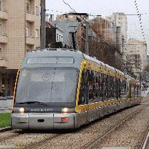 ポルトガル周遊の記 3 - ポルトメトロのトラム・トレイン