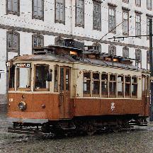 ポルトガル周遊の記 4 - ポルト市電