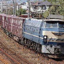 国鉄型車両を訪ねて 20 - JR貨物EF66 27