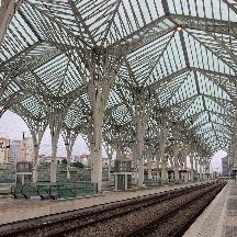 ポルトガル周遊の記 7 - リスボン=オリエンテ駅