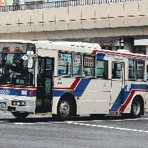 水戸駅前のバス 2016年初夏 1 - 茨城交通あれこれ