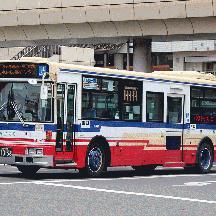 水戸駅前のバス 2016年初夏 2 - 茨城交通あれこれ その2