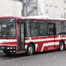 東洋バス 車両情報@2015年12月