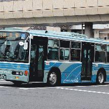 水戸駅前のバス 2016年初夏 3 - 関東鉄道あれこれ