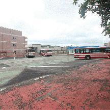 千葉シーサイドバス 本社営業所第二車庫の移転