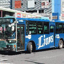京成バスA2-875号車 西武バスからの貸出車両