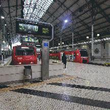 ポルトガル周遊の記 9 - リスボン首都圏の近郊列車に乗る