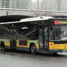 ポルトガル周遊の記 12 - リスボン市バスあれこれ