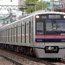 京成3000形 SiC-VVVFインバーター試験車