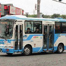 京成バスN130号車 千葉中央バスカラーの京成バス
