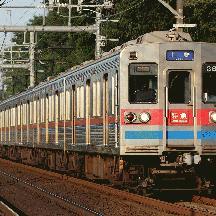京成3600形3618編成 営業運転終了