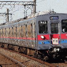 京成グループ 車両の動き(2016年度)