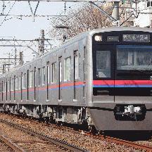 京成3000形3033・3034・3035編成 登場