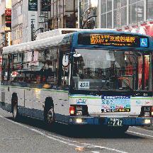 京成バスシステムの新カラー
