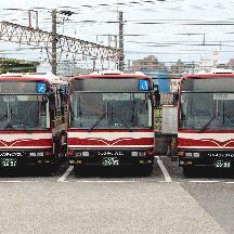 千葉シーサイドバス 車両一覧