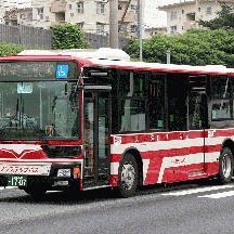 祝・バスコレ化! 東洋バス1707号車