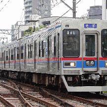 芝山鉄道3500形 京成金町線を走る