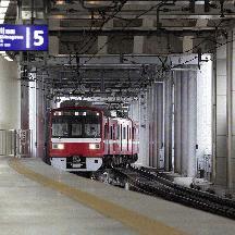 京急線 品川〜京急蒲田間の普通列車