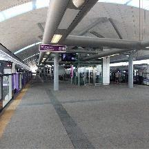 タイ バンコク交通見聞 2016年秋 3 - MRTパープルラインに乗る その2