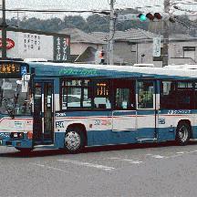 ちばグリーンバスCG-305号車 いすゞエルガJ