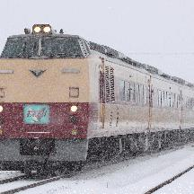 国鉄型車両を訪ねて 23 - JR北海道キハ183系国鉄色リバイバルカラー