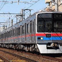 京成グループ 車両の動き(2017年度)