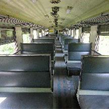 タイ国鉄 泰緬鉄道の旅 2 - ナムトック行鈍行257レ