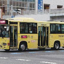 平和交通1028号車 日野レインボーKC-RR1JJAA
