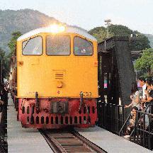 タイ国鉄 泰緬鉄道の旅 4 - 『戦場にかける橋』クウェー川鉄橋