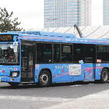 ちばシティバスC207号車 いすゞエルガQKG-LV290Q1