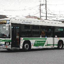 千葉内陸バス1205号車 トミーテック×千葉内陸バス記念号