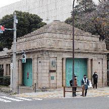 京成線 旧博物館動物園駅舎の一般公開